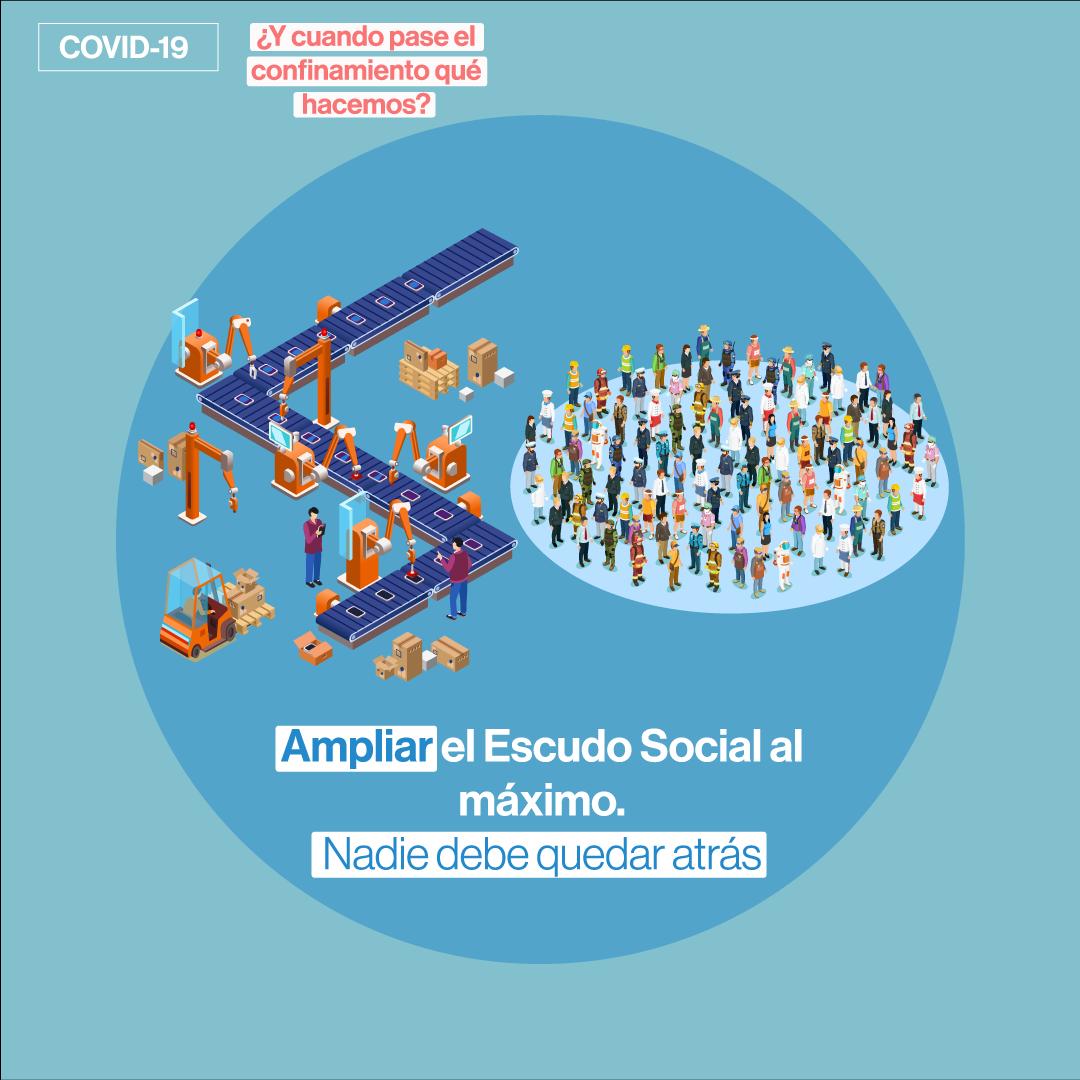 Ampliar el Escudo Social
